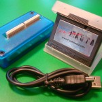 SNK Neo Geo Pocket Color Flash Masta and Linkmasta With USB Cable