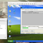 Flash Advance Linker Xtreme VMware Fusion Windows XP - Under OSX - 2 of 2
