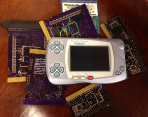 WonderSwan Flash Cart Development
