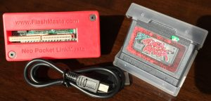 Neo Geo Pocket Flash Masta LinkMasta - 4-9-15 - Bundle 1