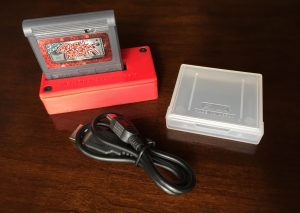 Neo Geo Pocket Flash Masta LinkMasta - 4-9-15 - Inserted