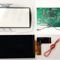 Wonderswan Color IPS LCD Kit