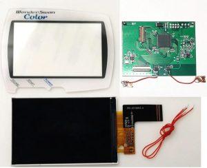 Wonderswan Color IPS LCD Kit